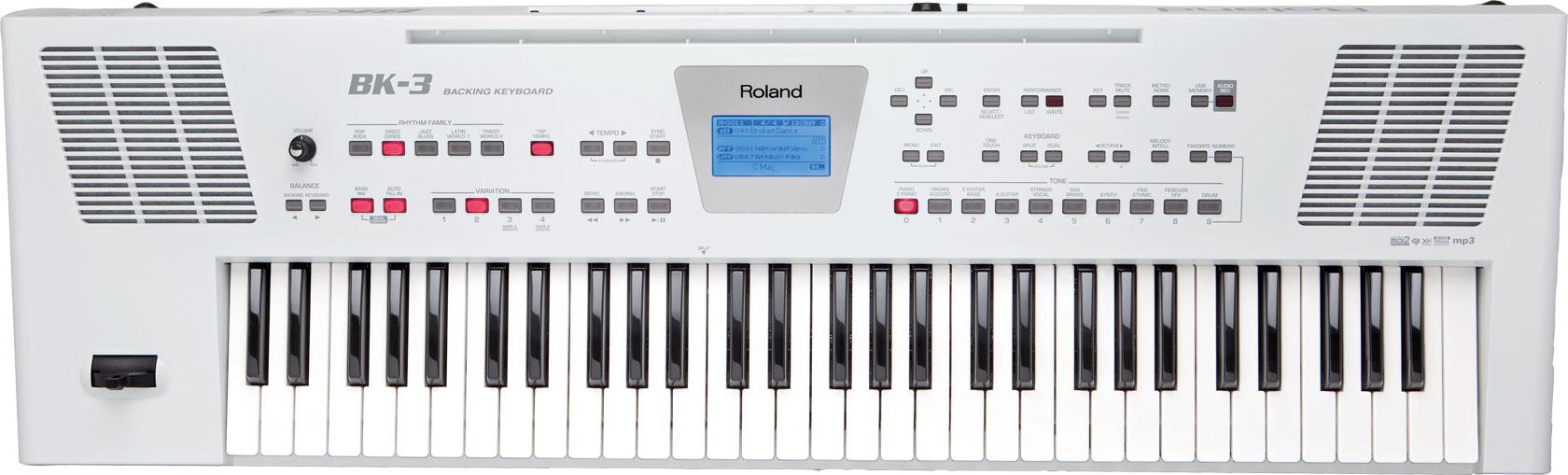 Синтезатор Roland BK-3: фото