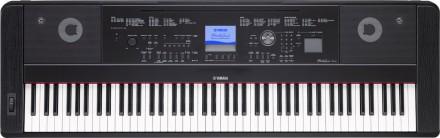 Синтезатор Yamaha DGX-660B: фото