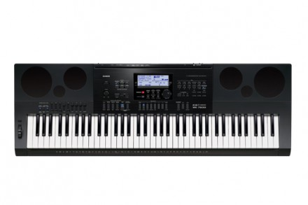 Синтезатор Casio WK-7600: фото