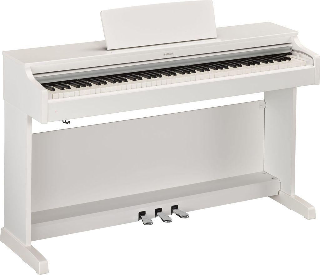 Цифровое пианино Yamaha YDP-163WH Arius: фото
