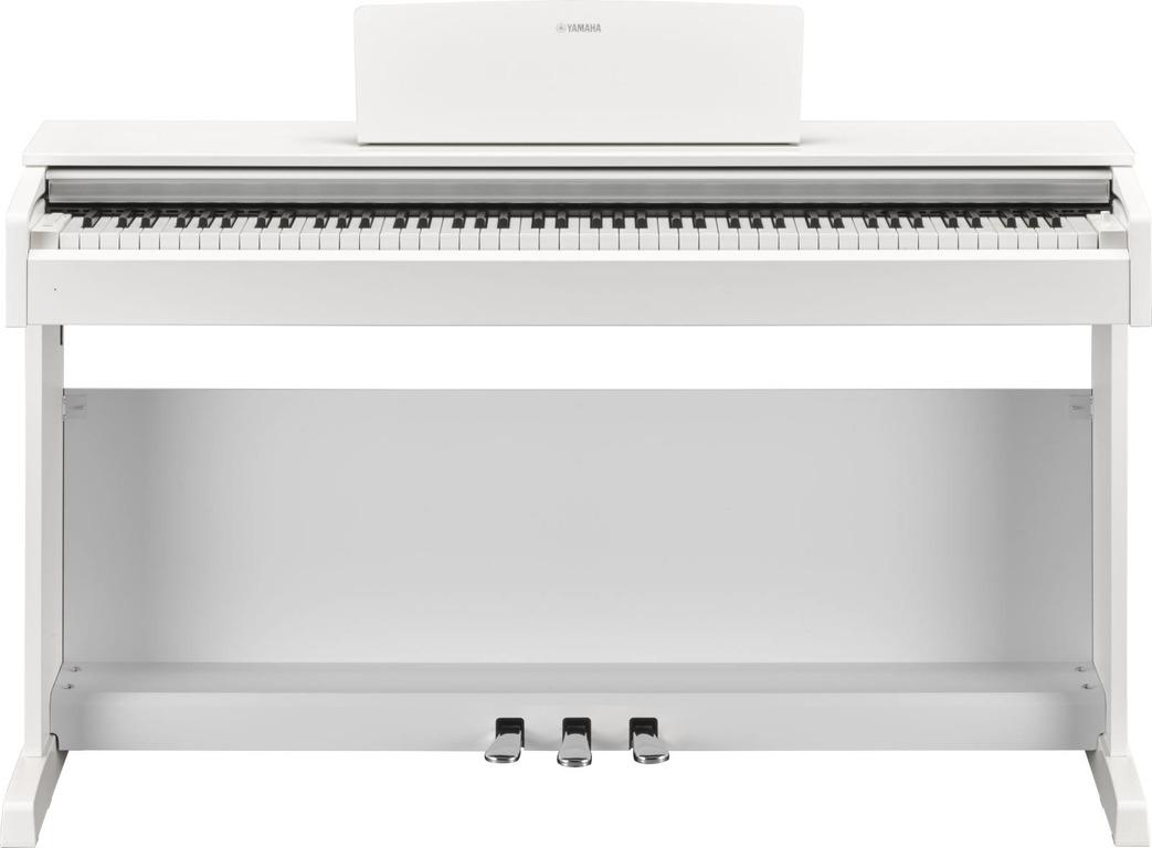 Цифровое пианино Yamaha Arius YDP-143WH: фото