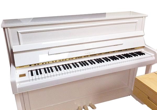 Пианино Samick JS112RID/WHHP: фото