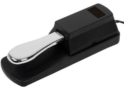Педаль Vision AP-PD01 Silver: фото