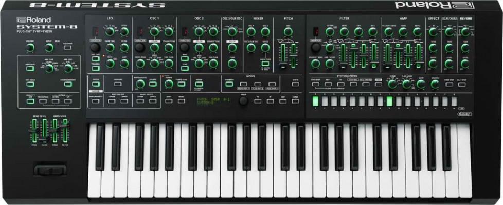 Синтезатор Roland System-8: фото